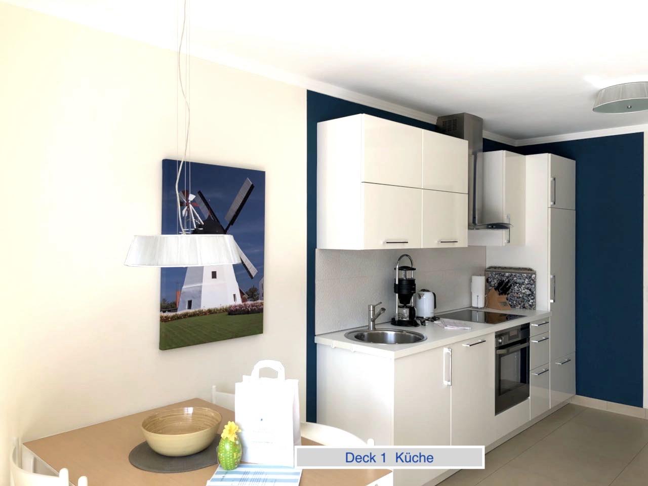 Deck 1 Küche
